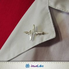 Medical gift Ekg jewellery Heartbeat jewellery Gift for nurse Gift for doctor Nurse jewellery MD gift Biology jewellery Biology gift EKG Medical Gifts, Nurse Gifts, Charm Jewelry, Jewelry Gifts, Jewellery, Nurse Jewelry, Student Gifts, In A Heartbeat, Medical School