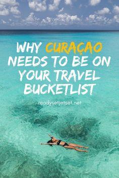 20 Photos to Show You Why Curaçao Needs to Be On Your Travel Radar // www.readysetjetset.net #readysetjetset #curacao #caribbean #beach #ocean #paradise #travel