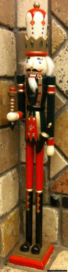 Tall Nutcracker
