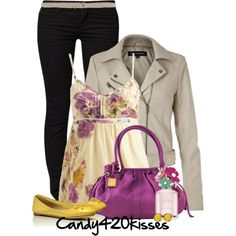 Untitled #236, created by candy420kisses on Polyvore