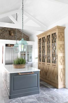 The Yard, by Ham Interiors - stunning storage #bespokedresser