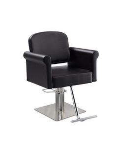 Wholesale Salon Chairs - Hydraulic Styling Chairs with Square Base ...