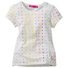 Cakewalk Meisjes T-shirt - Bright White - Maat 74