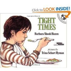 Tight Times (Picture Puffins): Barbara Shook Hazen, Trina Schart Hyman