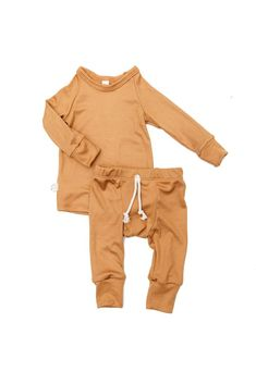 night set in 'cider' modal- PRE-ORDER – Childhoods Clothing Fashion Kids, Gray Label, Baby Must Haves, Future Daughter, Baby Kids, Baby Boy, Kid Styles, Boy Outfits, Fashion Brands