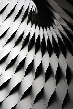 Neue Messe Basel facade by Herzog & de Meuron architects | Architecture | Facades | Cladding Design | Patterns | Textures | Details