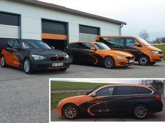 Auto • Race Spirit, BMW, VW