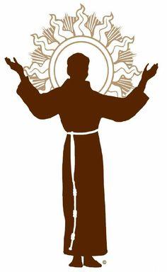 Chi serve Dio conosce la Pace Catholic Art, Catholic Saints, Patron Saints, Roman Catholic, Feast Of St Francis, Francis Of Assisi, Religious Images, Religious Art, St Clare's