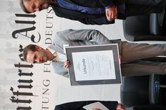 WeGreen erhält den Förderpreis für Entrepeneure 2012. Wir sind gerührt!