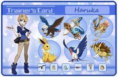 Sailor Moon Pokemon Trainer Cards
