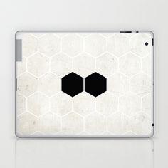 Chaplin Laptop & iPad Skin by Escrevendo e Semeando - $25.00