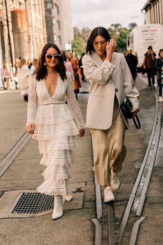 Australian Fashion Week Street Style—Resort 2019