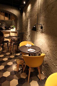 Saboc restaurant, Barcelona