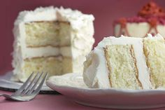 Easy Dessert Recipe for White Velvet Cake