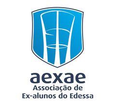 Logo - Associação de ex-alunos do Edessa, Aexae.