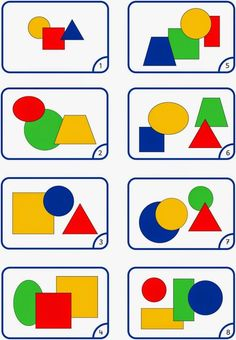 I paint correctly! Preschool Learning Activities, Montessori Materials, Montessori Activities, Preschool Activities, Kids Learning, Visual Perception Activities, Material Didático, Coding For Kids, Precious Children