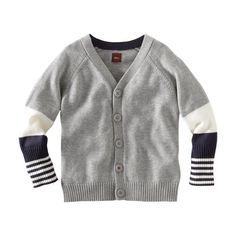 Tea Collection Baby-boys Infant Arjuna Stripe Sweater