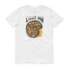 Buy Saturday Night Live Ladies Man Adult Classic T-shirt - White Late Night Comedy, Ladies Man, Saturday Night Live, Men And Women, Mens Fitness, Classic T Shirts, Short Sleeves, Lady, Mens Tops