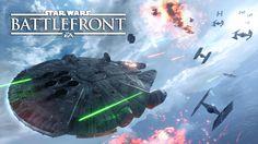 Star Wars Battlefront: Fighter Squadron Mode Gameplay Trailer