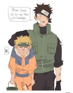Naruto Uzumaki Shippuden, Naruto Kakashi, Anime Naruto, Comic Naruto, Naruto Clans, Naruto Shippuden Characters, Naruto Cute, Akatsuki, Team Minato