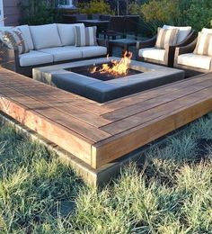 Awesome 35 Easy and Cheap Fire Pit and Backyard Landscaping Ideas https://crowdecor.com/35-easy-cheap-fire-pit-backyard-landscaping-ideas/