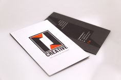 Business cards for my design business Tj Creative
