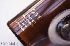 Give hair some voluminous oomph with #Oribe #Volumista. Click for Cafe Makeup's review!