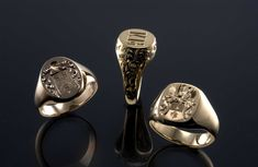 signet ring which finger - Google 検索