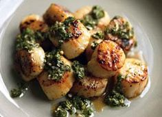 Cook This: Scallops with Chimichurri - Cook This! Not That - Men's ...