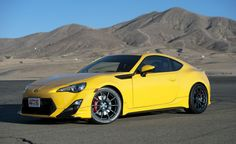 2016 Scion FRS TRD thomasvilletoyota.com