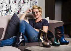Interview with Swedish Designer Sofie Bly on Vegan Shoe Line