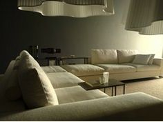 Sectional corner fabric sofa with removable cover JACK 120 | Fabric sofa - Giulio Marelli Italia