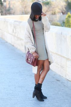 Nya New York | Stripes in the winter