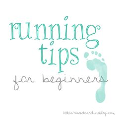 Running Tips for Beginners #FitFluential. The beginning of this article describes exactly what I'm feeling! I wanna run!