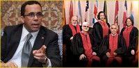 Canciller Andrés Navarro considera oportuno Corte Interamericana revise su diseño
