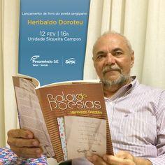 Poeta sergipano Heribaldo Doroteu