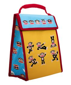 Take a look at this Paul Frank Lunch Tote on zulily today!