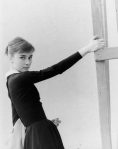 Audrey Hepburn sparked a trend for simple shift dresses in films like 'Breakfast at Tiffanys'