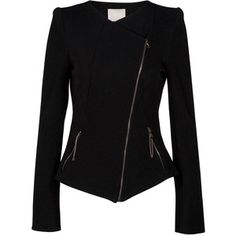 willow existence jacket - quite possibly the must have black jacket