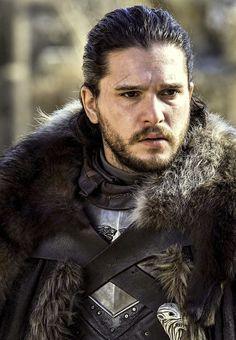 #Game #of #Thrones (Season 7) (2017) Jon Snow (7x7)