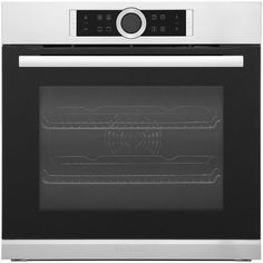 Bosch Serie 8 HBG632BS1B Built In Electric Single Oven - Stainless Steel