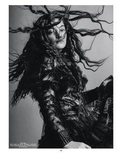 Dear Lorde (Dazed & Confused)
