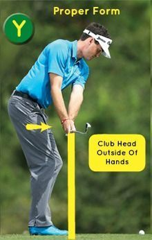 Golf Tip For More Consistency From the Takeaway #GreatGolf