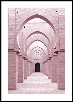 Pink Arches Poster in the group Poster / Sizes and Formats / at Des . - Pink Arches Poster in the group Poster / Sizes and Formats / at Desenio AB - Islamic Posters, Islamic Art, Home Bild, Gold Poster, Groups Poster, Poster Sizes, Images Murales, Bike Poster, Poster City