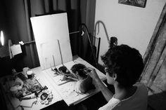 Dibujos 3D a Lapiz y Papel de Fredo