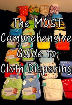 Introduction: Why Choose Cloth?  Cloth diapering is starting to make a huge comeback these days and many...