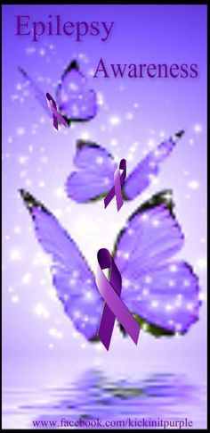 Epilepsy Awareness I Love Someone, I Love My Son, Epilepsy Awareness Month, Epilepsy Seizure, Seizure Disorder, Purple Day, Brain Tumor, Very Scary, Purple Ribbon