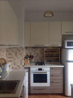 Best Ikea Ringhult Kitchen In Gloss White Island Ideas 400 x 300