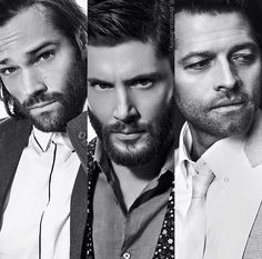 Supernatural  Hotties