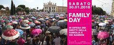 Family Day a Roma il 30 gennaio - http://www.nuovefrontiere.org/events/family-day-a-roma-il-30-gennaio/